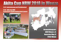 Akita Cup NRW 2018
