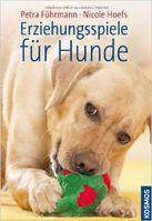 Bücher - Erziehungsspiele für Hunde